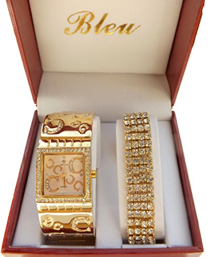 Box zeigt Damen GD mehr Armband Strass Collection Dolce Vita