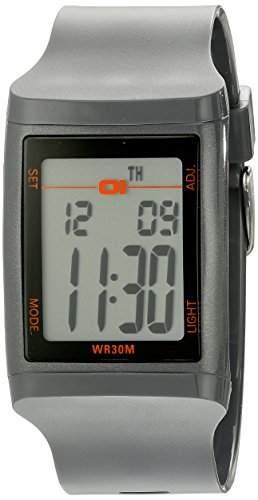 01theone Herren 45mm Mineral Glas Uhr DG921GR