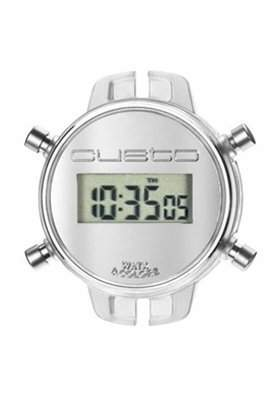 Uhr Watx Custo Rwa1021 Unisex Grau