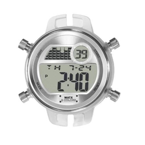 Uhr Watx M Rock Rwa2000 Unisex Grau