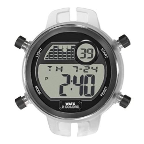 Uhr Watx M Rock Rwa2005 Unisex Schwarz