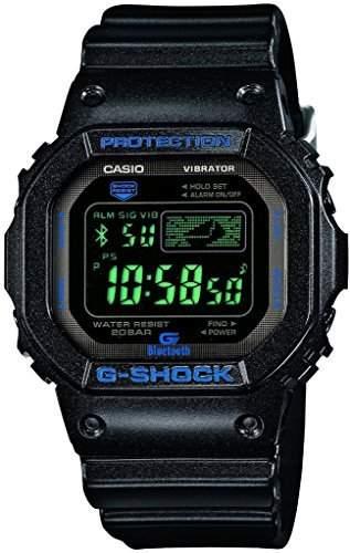 Uhr Casio G-shock Gb-5600aa-a1er Herren Schwarz