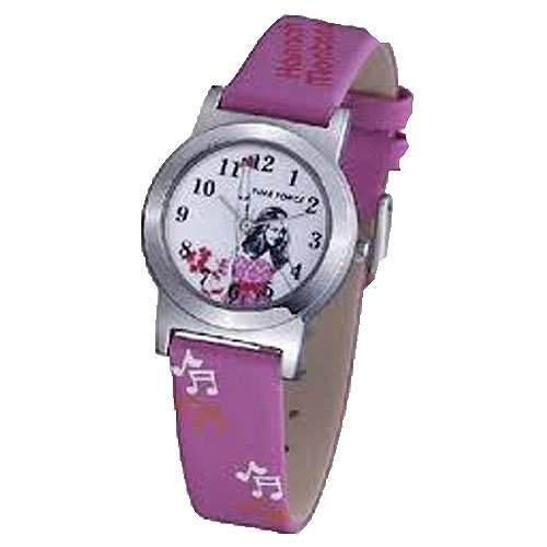 Uhr Time Force Hanna Montana Hm1000 Kinder Und Jugendliche Weiss