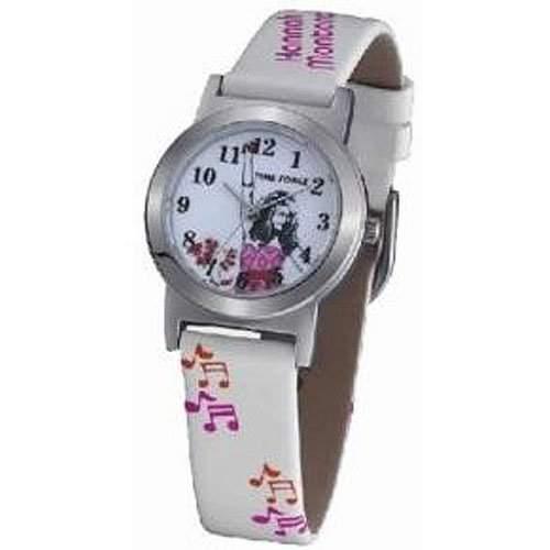 Uhr Time Force Hanna Montana Hm1001 Kinder Und Jugendliche Weiss