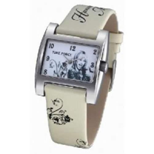 Uhr Time Force Hanna Montana Hm1008 Kinder Und Jugendliche Weiss