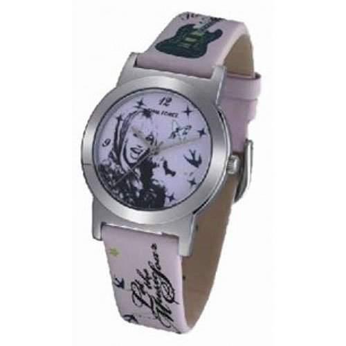 Uhr Time Force Hanna Montana Hm1010 Kinder Und Jugendliche Rosa