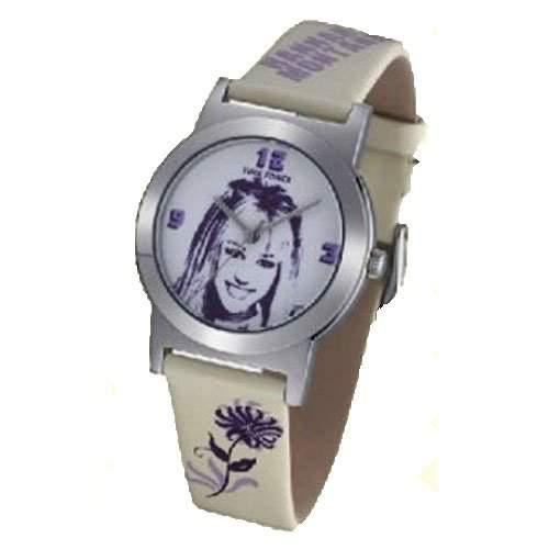 Uhr Time Force Hanna Montana Hm1011 Kinder Und Jugendliche Weiss