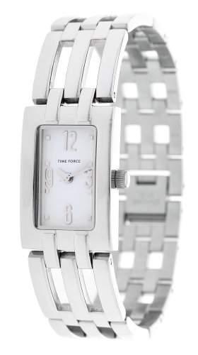 Time Force Damen Armbanduhr Bonny Silber TF4082L02M