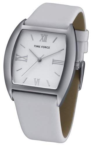 Time Force Damen Armbanduhr Vizira Weiss TF4096L02