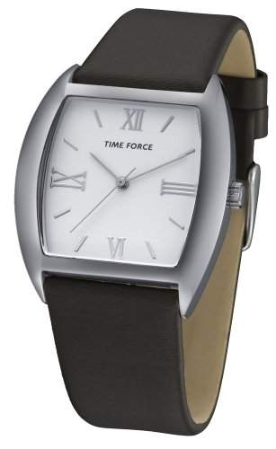 Time Force Damen Armbanduhr Vizira Dunkelbraun TF4096L05