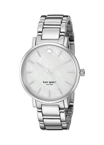 Kate Spade New York Damen 1YRU0001 Stainless Bracelet Gramercy Uhr