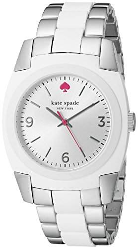 Kate Spade Uhres Damen 1YRU0165 Stainless White Skyline Uhr