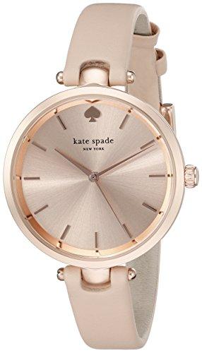 Kate Spade New York Damen 1yru0812 Holland Analog Display Japanisches Quarz beige armbanduhr