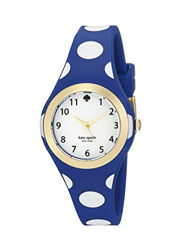 Kate Spade New York Damen 1yru0839 Rumsey Analog Display Japanisches Quarz Mehrfarbig Armbanduhr