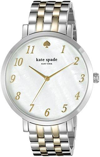 Kate Spade New York Damen 1yru0848 Monterey bicolor Edelstahl Armbanduhr