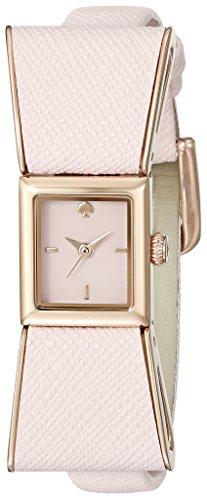 Kate Spade New York Damen 1yru0901 Kenmare Analog japanese quartz Pink Armbanduhr