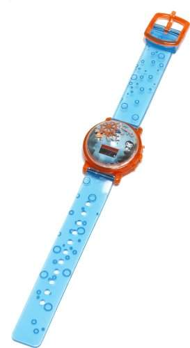 Joy Toy 21778 - LCD Uhr mit Unterwasser-Ziffernblatt in Blisterverpackung 8 x 3 x 27 cm