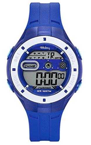 Tekday Uhr Digitale Kinder Jugenduhr Modell 653949 Young Collection