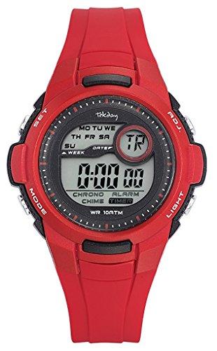 Tekday Uhr Digitale Kinder Jugenduhr Modell 653965 Young Collection