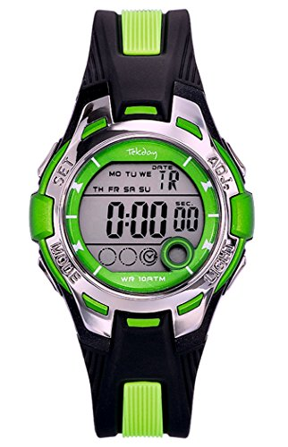 Tekday Uhr Digitale Kinder Jugenduhr Modell 653943 Young Collection