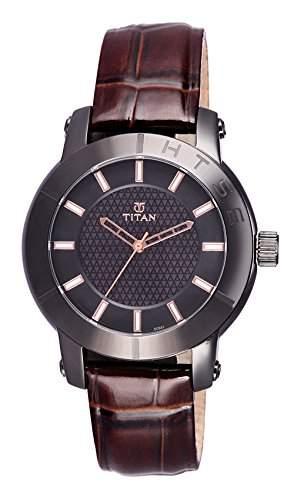 Titan Damen Analog Casual Quartz Reloj 2526NL01