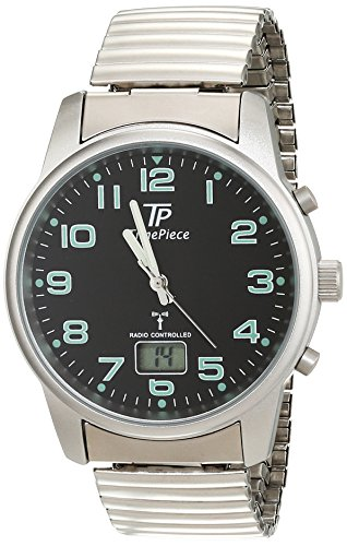 Time Piece Funk Zugband Analog Quarz TPGA 10239 22M