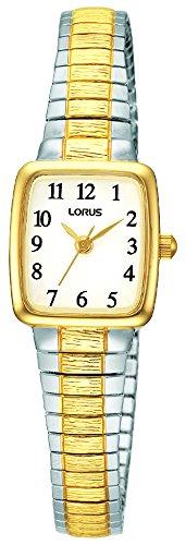 Lorus Watches Klassik Analog Quarz Edelstahl beschichtet RPH58AX9