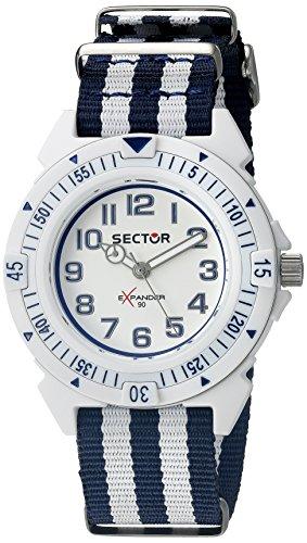 Sector Analog Quarz Textil R3251197024