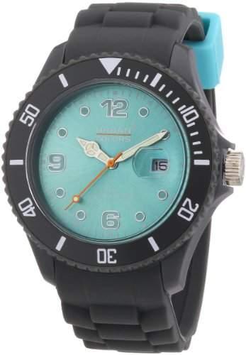 Urban Colors Unisex-Armbanduhr Classic Analog Silikon 36029058