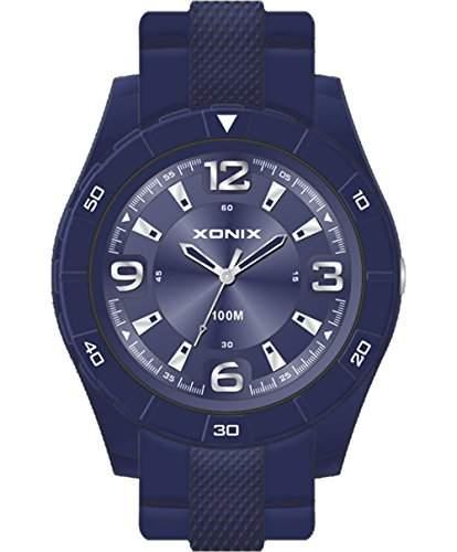 XONIX Unisex Armbanduhr 83132