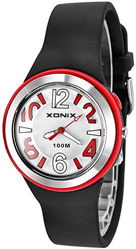 Analoge XONIX Damen und mit Licht WR100m nickelfrei XAAP 6