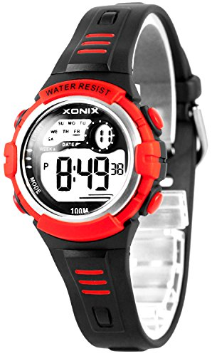 Geschenkidee XONIX Damen WR100m viele Funktionen XD11HIA8 4