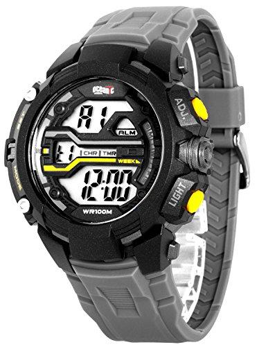 Multifunktions OCEANIC Armbanduhr fuer Herren und Teenager WR100m nickelfrei OD551609 1