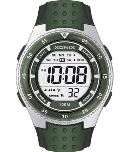 XONIX Unisex Armbanduhr 83108