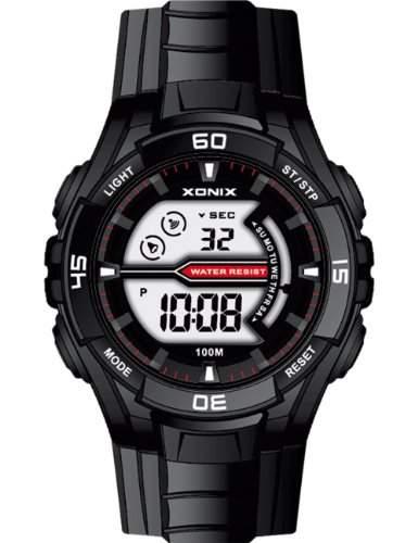 XONIX Unisex Armbanduhr 83113