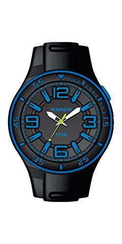 XONIX Unisex Armbanduhr 83146