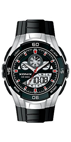 XONIX Unisex Armbanduhr 83156