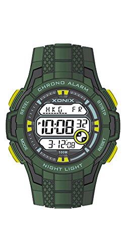 XONIX Unisex Armbanduhr 83158