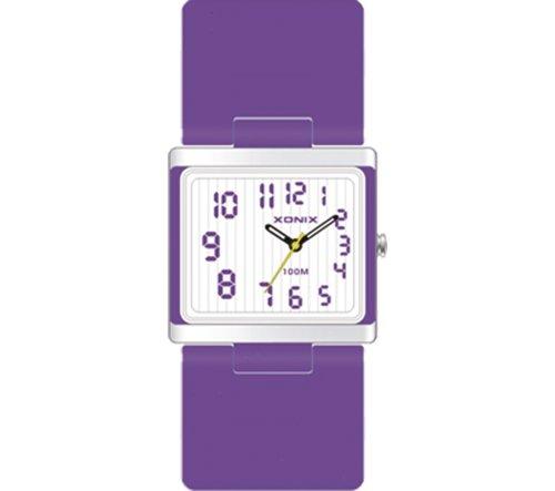 XONIX Unisex Armbanduhr 83850