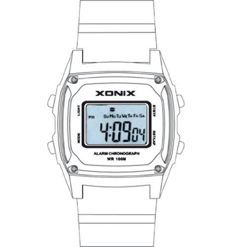 XONIX Unisex Armbanduhr 83883