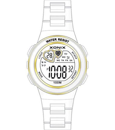 XONIX Unisex Armbanduhr 83948