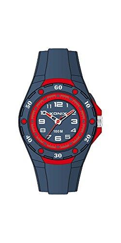XONIX Unisex Armbanduhr 83977