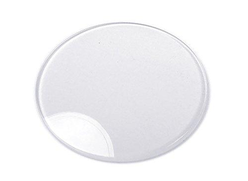 Minott MDT10 1 0 mm Mineralglas Uhrenglas Gewoelbt 24879 Glas 200 20 0 mm