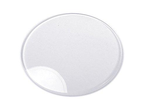 Minott MDT15 1 5mm Mineralglas Uhrenglas Gewoelbt 24862 Glas 384 38 4 mm