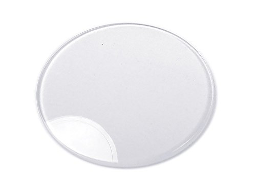 Minott MDT15 1 5mm Mineralglas Uhrenglas Gewoelbt 24863 Glas 433 43 3 mm