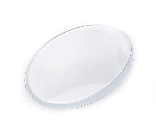 Minott MS10 1 0mm Mineralglas Uhrenglas rund plan 24711 Glas 392 39 2 mm