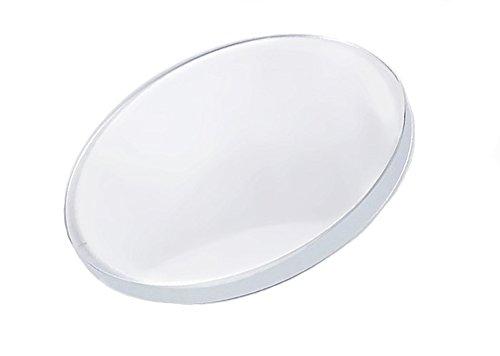 Minott MS20 2 0mm Mineralglas Uhrenglas rund plan 24020 Glas 380 38 0 mm