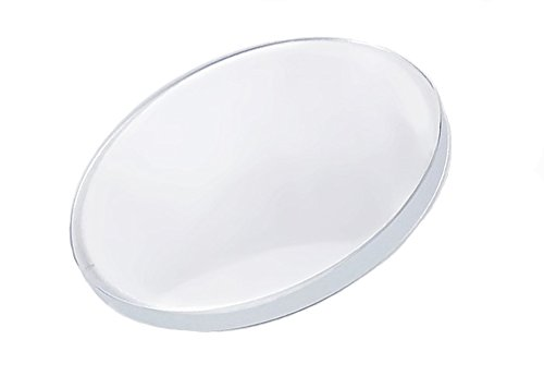 Minott SR10 1 0mm Saphirglas Uhrenglas rund plan 25523 Glas 308 30 8 mm