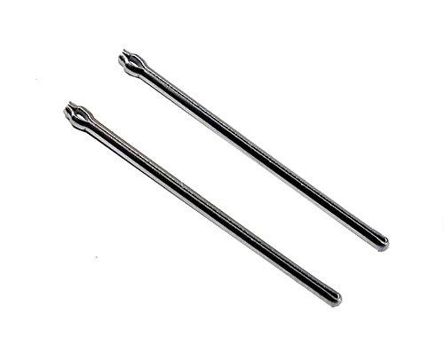 Minott Stifte Open End Pins 0 8 1 0mm fuer Metalarmbaender 24483 Stift Laenge 19 mm