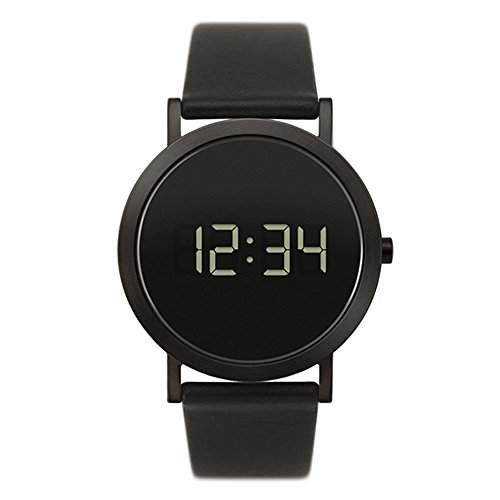 Normale Uhren - Extra Large Normale Digitale - Schwarz  Schwarz